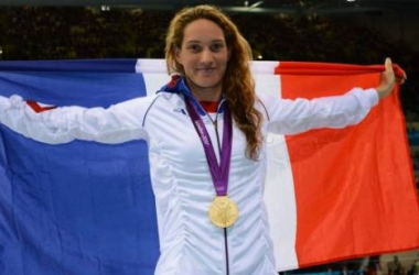 Camille Muffat stoppe sa carrière sportive