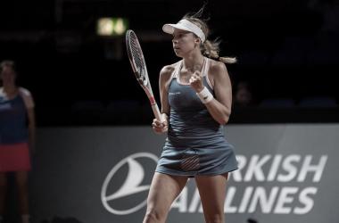 Kontaveit despacha Pavlyuchenkova e avança às quartas em Stuttgart