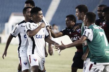 Fortaleza conquistou a Copa do Nordeste sub-20. (Foto: Divulgação/CBF)
