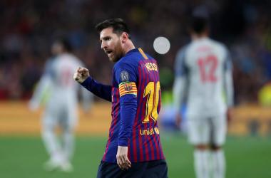 Champions League - Messi schianta il Liverpool: vince il Barcellona 3-0
