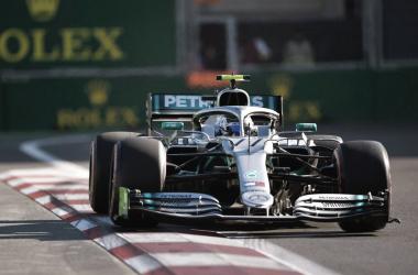 Bottas, el hombre de la pole | Foto: Fórmula 1