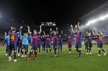 Messi si regala la Liga. Gol al Levante e Barcellona campione di Spagna