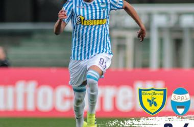 Serie A - La SPAL si salva in anticipo: battuto 0-4 un Chievo Verona sperimentale