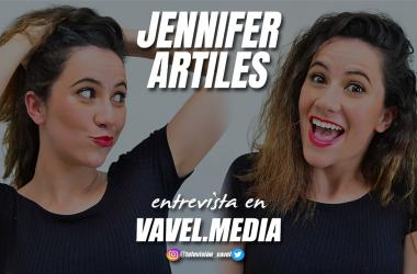 """Entrevista. Jennifer Artiles: """"Tengo un proyecto guardado que mezcla un poco todas las disciplinas"""""""