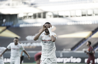 Sevilla FC - AS Roma: puntuaciones del Sevilla FC, octavos de final Europa League