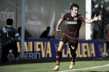 Nicolás Aguirre será el nuevo centrocampista del equipo nazarí   Foto: VAVEL