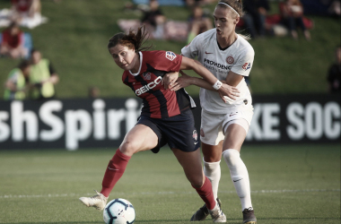Portland Thorns FC vs Washington Spirit: Washington tries to make a late playoff push