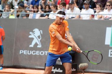 ATP Roma day 2- Vincono Cecchinato e Fognini, ma esce Sonego