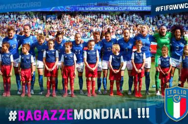 FIFA World Cup Francia 2019- Si fa la storia! Battuta 2-0 la Cina e l' Italia femminile ai quarti