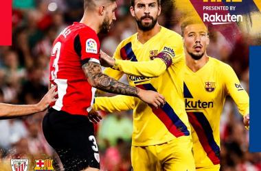 Liga Spagnola-Bilbao batte Barcellona meritatamente 1-0