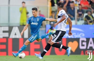 Serie A-La Juventus comincia da una vittoria. 1-0 a Parma