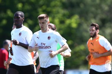 Milan, si prepara la sfida contro il Frosinone. Dopo Gattuso? Sarri lascerà il Chelsea a fine stagione