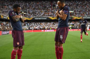 Europa League - L'Arsenal vola in finale: battuto il Valencia 2-4