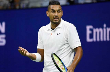 """Nick Kyrgios says his career is """"too far gone"""" to hire another coach"""