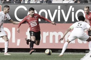 PSG joga mal, é derrotado pelo Rennes e perde 100% de aproveitamento na Ligue 1