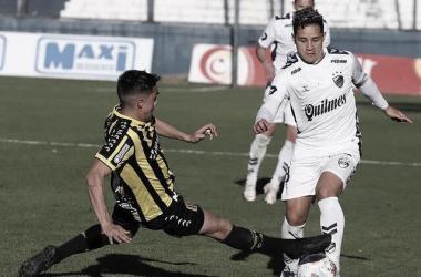 Torneo de Primera Nacional- Quilmes 3- Almirante Brown 1- Fecha 15