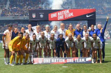 2019 FIFA Women's World Cup Preview: USA