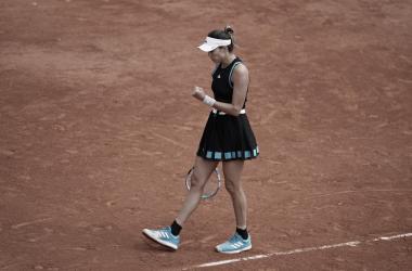 Muguruza sigue en Roland Garros