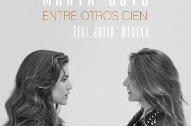 """Julia Medina y Marta Soto en """"Entre otros cien"""" // Image: Twitter: MartaSoto_CFO"""