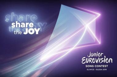 Logo de Eurojunior 2019 // Image: Twitter @eurovision_rtve