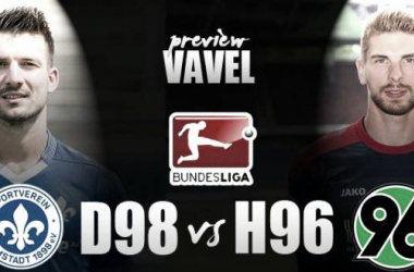 Preview: SV Darmstadt 98 - Hannover 96 - Hard work starts here for the Lillies