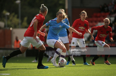 Photo by Tom Flathers/Manchester City FC via Getty Images