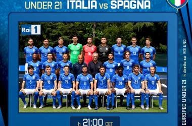 Europei Under 21, esordio dell'Italia contro la Spagna: tridente Chiesa-Zaniolo-Kean