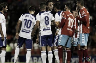 Saúl Ais Reig será el encargado de dirigir el Real Zaragoza vs Sporting de Gijón