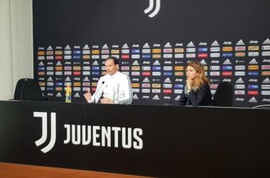 """Juventus, Allegri non vuole distrazioni: """"Ci mancano quattro vittorie, il resto sono distrazioni"""""""