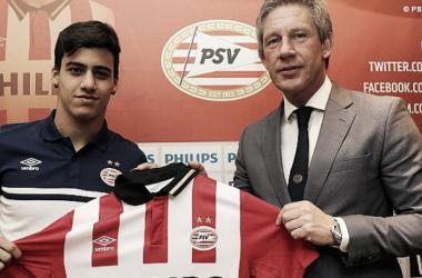 Foto: PSV, Twitter.
