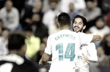 """Casemiro: """"Isco siempre fue importante en el Madrid"""""""