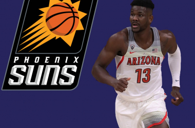 DeAndre Ayton seems as the best fit for this Suns team.