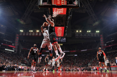 Fonte: Houston Rockets official Twitter