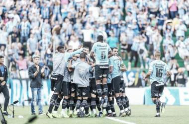 (Foto: Lucas Uebel/ Grêmio FBPA)