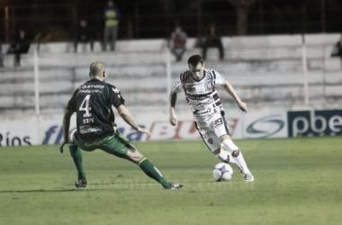 Patronato-Sarmiento, año 2012 por la B Nacional