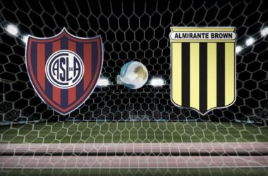 Resultado San Lorenzo de Almagro - Almirante Brown por la Copa Argentina 2014 (2-0)