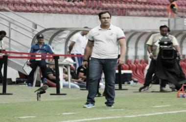 """Dado Cavalcanti admite má atuação do Náutico diante do Salgueiro: """"Não fizemos por onde"""""""
