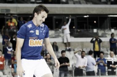 Dos quatro jogadores, Dagoberto foi o que teve passagem mais vitoriosa pelo Cruzeiro (Foto: Gualter Naves/Lightpress)