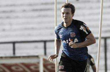 Dagoberto pode jogar seu 1º jogo pelo Vasco nesse domingo (Foto: Marcelo Sadio/Vasco)