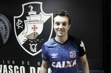 Dagoberto vem pra ser uma das principais armas ofensivas do time (Foto: Matheus Alves/Vasco)