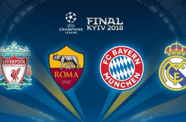 Fonte foto: Twitter Champions League