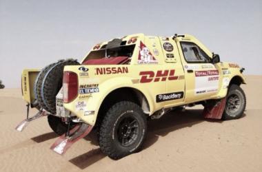 Colombia lista para el Dakar 2015