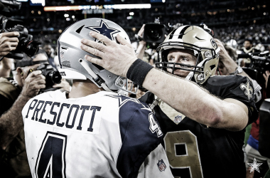 Dallas es líder absoluto en la NFC Este // Foto: Cowboys