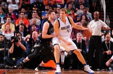 Dallas Mavericks Impress In 111-95Opening Night Victory Over Phoenix Suns