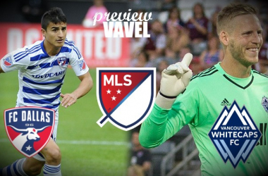FC Dallas host Vancouver Whitecaps, look to retain top spot in the West