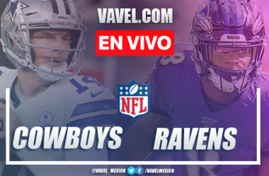Resumen y Touchdowns del Dallas Cowboys 17-34 Baltimore Ravens, en Semana 13 NFL