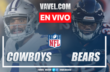 Resumen y toudchdowns: Dallas Cowboys 24-31 Chicago Bears en NFL 2019