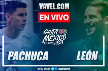 Resumen y goles: Pachuca 4-0 León en Liga MX Apertura 2021
