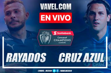 Resumen y gol: Rayados Monterrey 1-0 Cruz Azul en Semifinales de Concachampions 2021