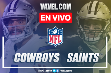 Resumen y touchdowns Cowboys 10-12 Saints en NFL 2019